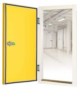 Hinged Cold Room Door