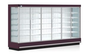 Refrigerated Display wall cabinet