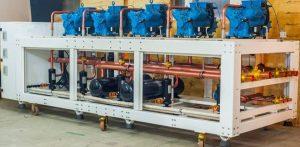 Cenral Rerigeration Unit