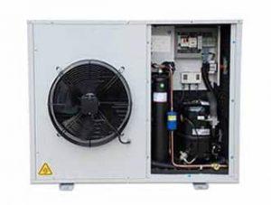 Tecumseh Hermetic split Cooling Unit
