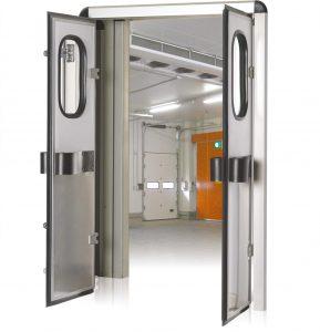 Flip Flap Door