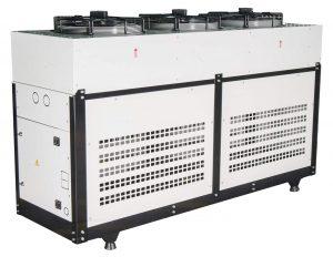 Cabinet type condensing unit