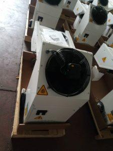 Monoblock Cooling Unit