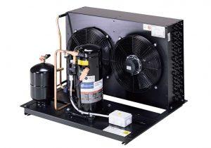 Open type condensing unit copeland compressor