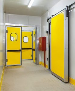Cold Room Door Service Door