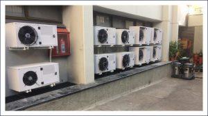 Kenya Cold Storage Project
