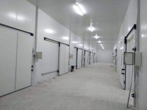 Fruit Cold Storage Room
