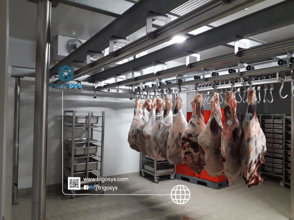 Cold Storage of Meat